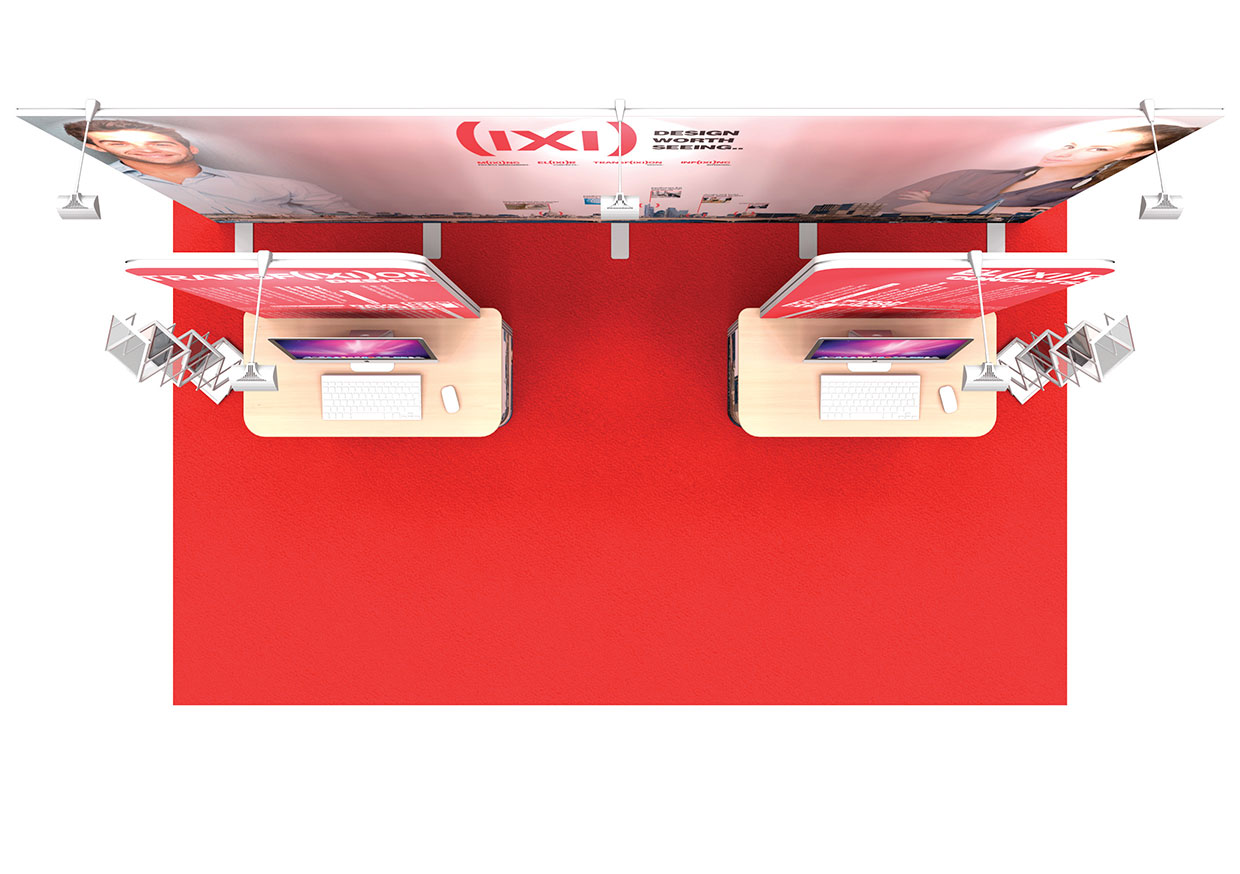 Modular Exhibition Stands Tall : Stand b showstoppingstandsthisway